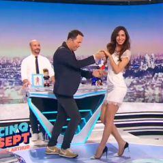 Leila Ben Khalifa et Arthur dans Danse avec les stars 7 ? 💃