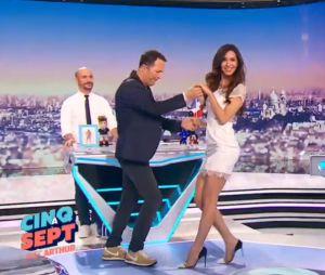 Leila Ben Khalifa et Arthur : leur danse sexy les inspirent, vont-ils tenter Danse avec les stars 7 ?