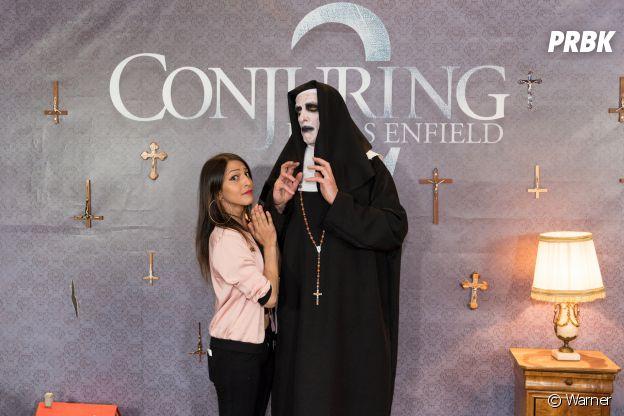 Conjuring 2 Le Cas Enfield : photo de l'avant-première au Grand Rex