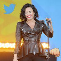 Demi Lovato déjà de retour sur Twitter après son coup de gueule 👍