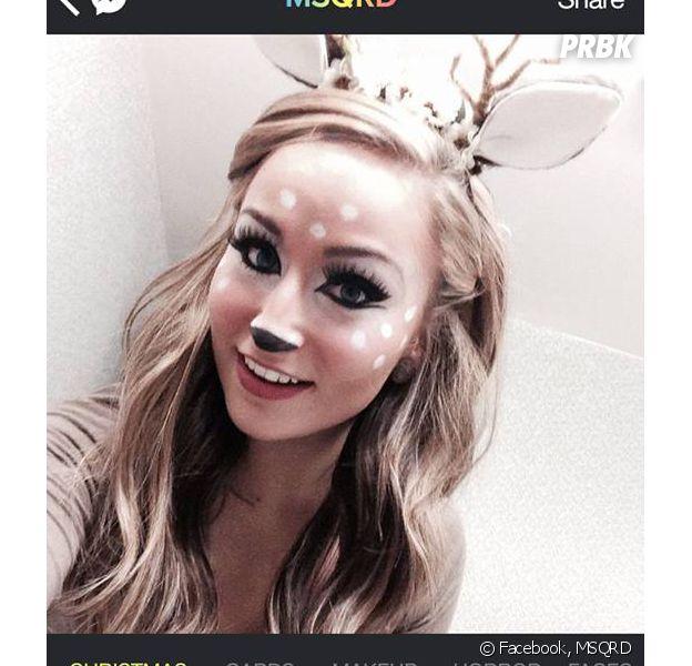 Grâce au rachat de MSQRD, Facebook Live aura ses propres filtres façon Snapchat.