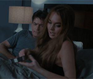 Scary Movie 5 : sextape délirante entre Charlie Sheen et Lindsay Lohan