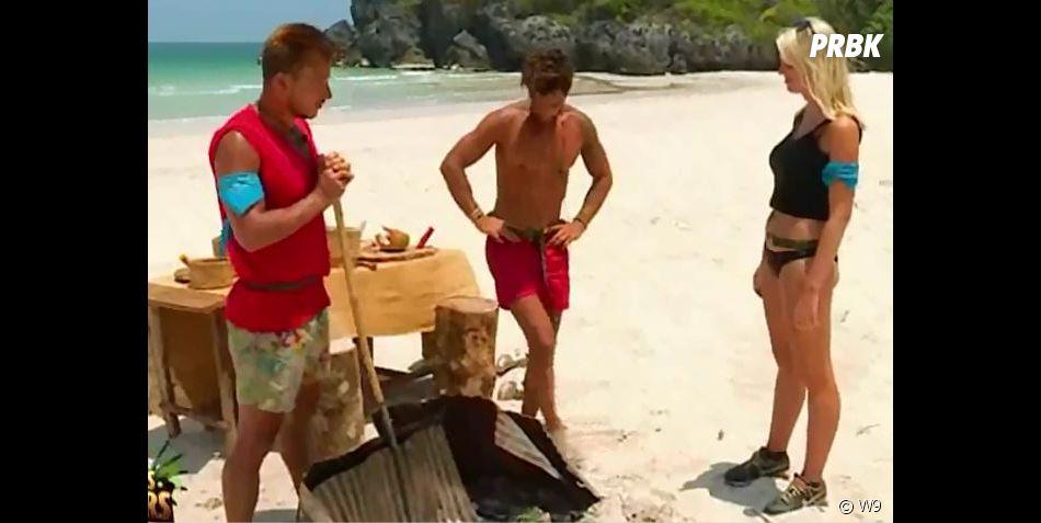 Valentin veut quitter Moundir et les apprentis aventuriers, il n'en peut plus d'Anissa et vient en parler à Greg et Elodie.