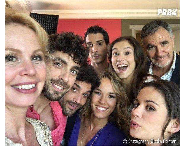 Clem saison 7 : nouvells photos du tournage avec les acteurs