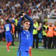 Antoine Griezmann lors de la demi-finale Allemagne-France le 7 juillet 2016
