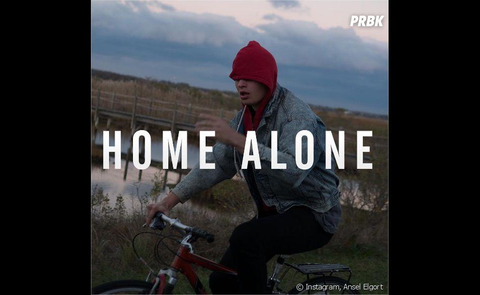 Ansel Elgort (Divergente) : la pochette de son single Home Alone
