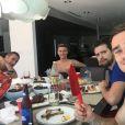 Antoine Griezmann s'éclate aux Etats-Unis avec ses amis