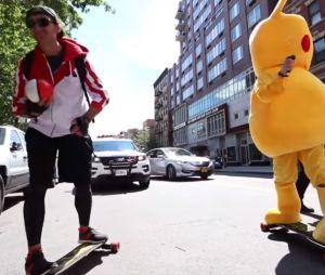 Un youtubeur imagine Pokemon Go dans la vraie vie !