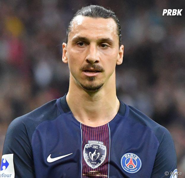 Zlatan Ibrahimovic VS Anthony Martial : le chéri de Mélanie Da Cruz (Les Anges 8) se met à tacler.