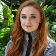 Sophie Turner alias Sansa dans Game of Thrones a changé sa couleur de cheveux.