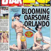 Katy Perry et Orlando Bloom en vacances : l'acteur s'affiche entièrement nu 🍑
