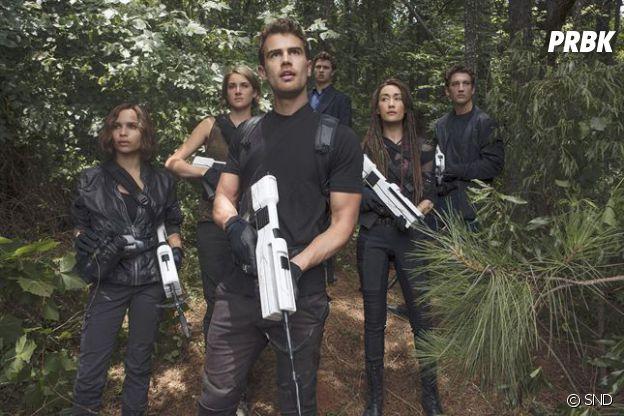 Divergente 4 : pas de sortie au cinéma