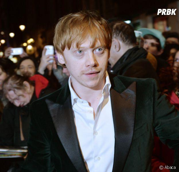 Rupert Grint : nouveau coup dur pour la star d'Harry Potter