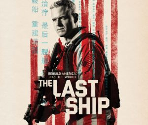 The Last Ship saison 3 : Eric Dane sur l'affiche