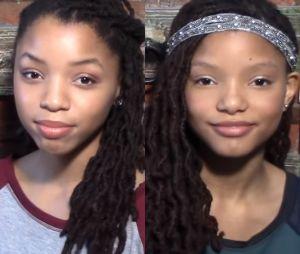 Les soeurs Chloe et Halle Bailey, les protégées de Beyoncé, font des révélations sur Blue Ivy.