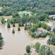 Taylor Swift fait un don d'un million de dollars aux victimes des inondations en Louisiane en août 2016
