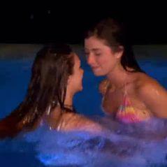 Laurie Marquet (La Revanche des ex) : le premier bisou avec son ex Charlène 😘