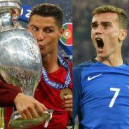 Cristiano Ronaldo : élu meilleur joueur, CR7 se moque d'Antoine Griezmann