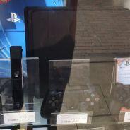 PS4 Slim : elle est déjà en vente en Angleterre !