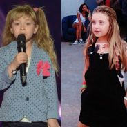 Gloria (The Voice Kids) a bien grandi, la preuve en photos