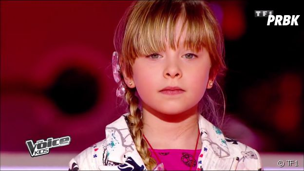 Gloria (The Voice Kids) en 2014