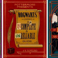 Harry Potter : 3 nouveaux recueils passionnants sur l'univers de la sorcellerie