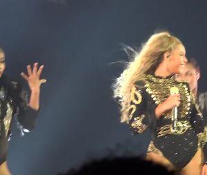 Beyonce : un danseur fait sa demande en mariage en plein concert