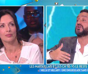 Géraldine Maillet : Cyril Hanouna la recadre après son dérapage dans TPMP le 22 septembre 2016