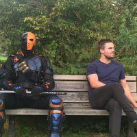 Arrow saison 5 : Deathstroke de retour avec une surprise ?