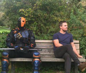 Arrow saison 5 : Deathstroke de retour