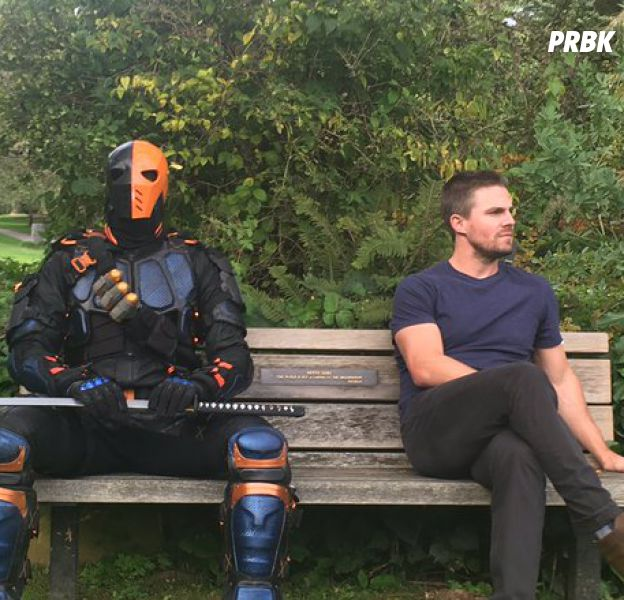 Arrow saison 5 : Deathstroke de retour