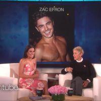 Lea Michele célibataire : l'actrice avoue craquer pour Zac Efron ! 😍
