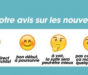 Notre avis sur les nouvelles séries en emojis