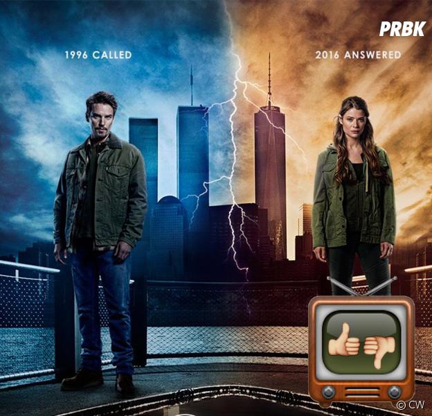 Frequency : notre avis sur la série