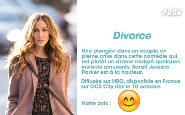 Divorce : notre avis sur la série