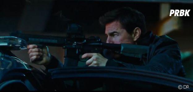 Jack Reacher Never Go Back.