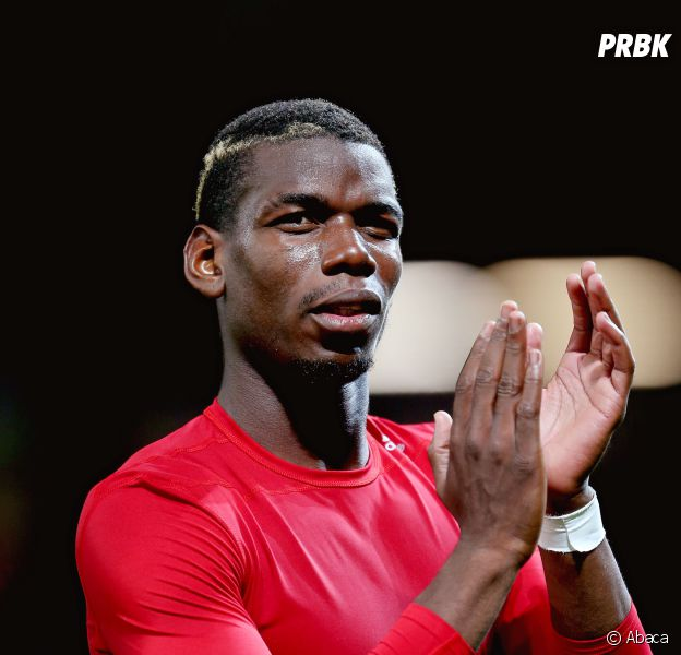 Paul pogba tente la coupe de cheveux emoji for Coupe cheveux paul newman