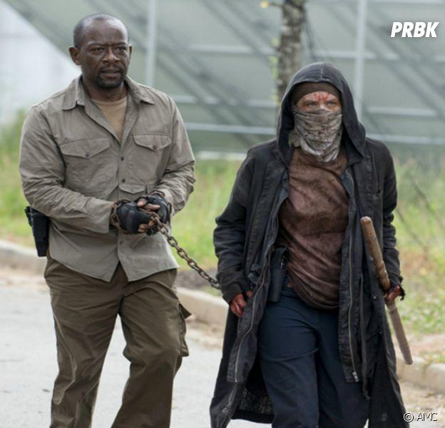 The Walking Dead saison 7 : Carol et Morgan menacés par Negan