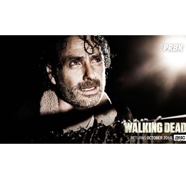 The Walking Dead saison 7 : Rick va-t-il perdre sa main ?