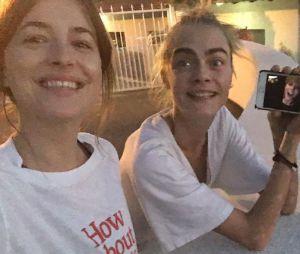 Cara Delevingne et Dakota Johnson amies ou en couple ?