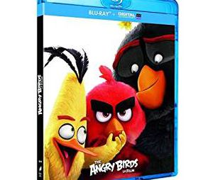 Angry Birds le film est dispo