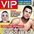 "Le magazine VIP balance que Cristiano Ronaldo serait ""addict"" à la chirurgie esthétique."