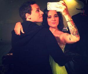 Alizée et Grégoire Lyonnet (Danse avec les stars 7) : un couple marié heureux.