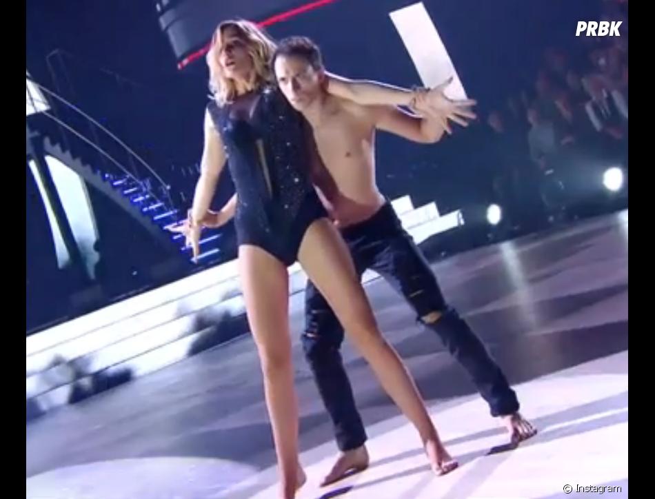 Grégoire Lyonnet et Camille Lou ont ébloui le jury dans Danse avec les stars 7.