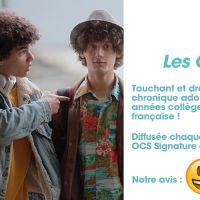 Les Grands : les années college made in France. Notre avis sur la nouvelle série OCS