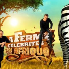 La Ferme Célébrités en Afrique ... les 5 premiers fermiers sont ...