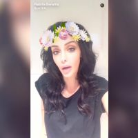 Nabilla Benattia rétablit la vérité sur son clash avec Capucine Anav sur Snapchat