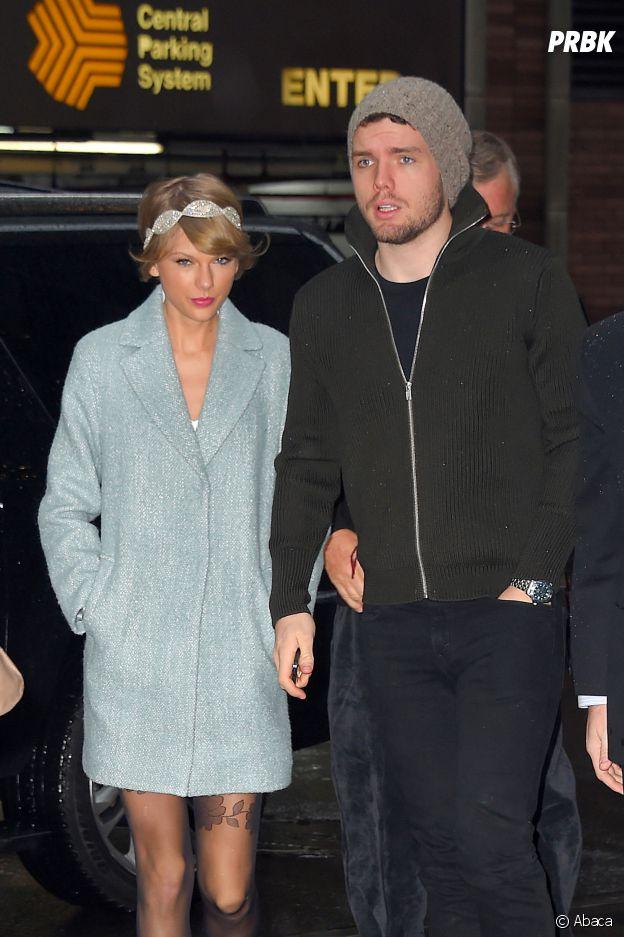 Taylor Swift et son frère Austin