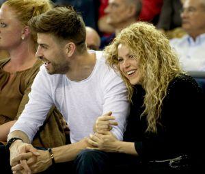 Shakira et Gerard Piqué amoureux
