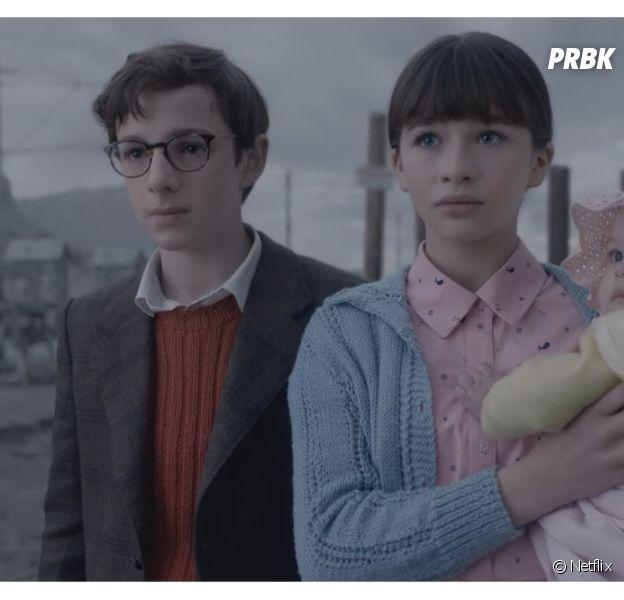 Les désastreuses aventures des Orphelins Baudelaire : nouvelles images de la série Netflix